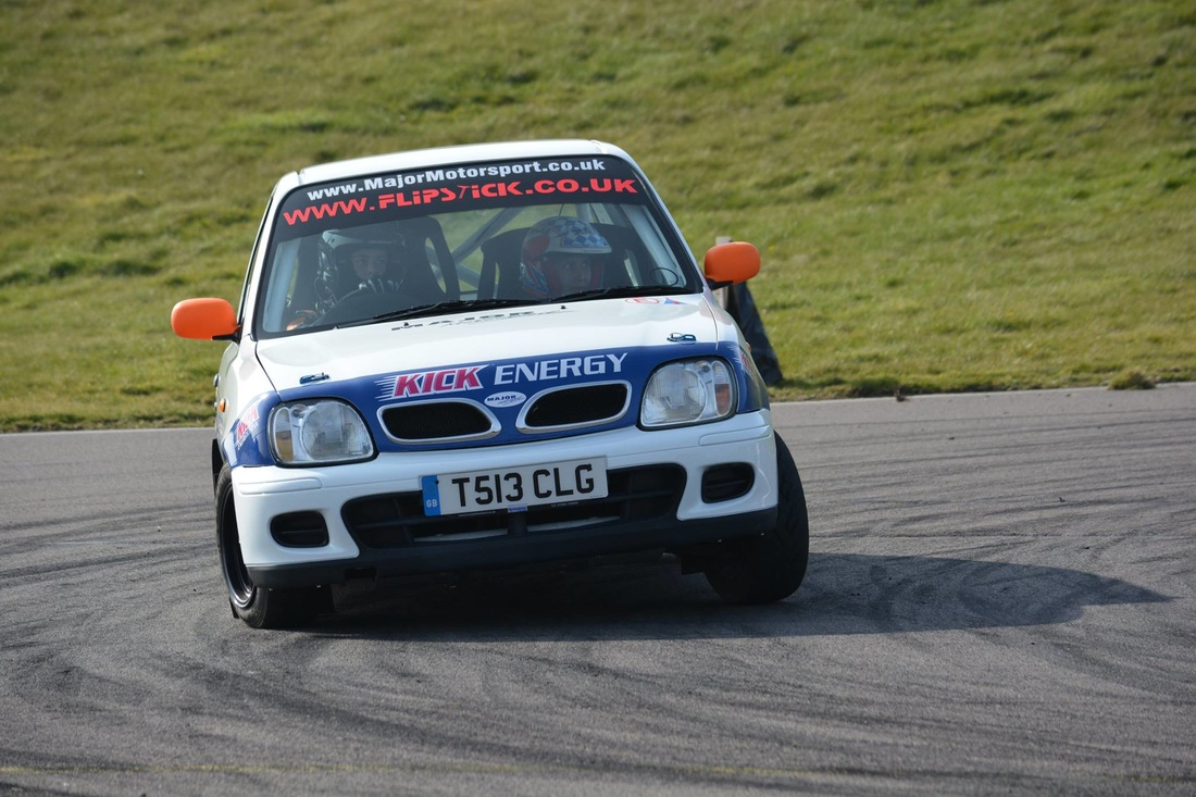 Lee Holland Rally & Rally North Wales - Major Motorsport Ltd